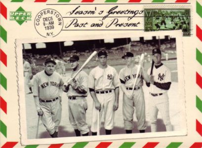 Top Christmas Cards for Sports Card Collectors 13