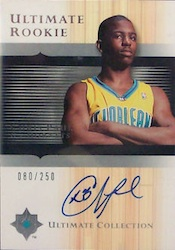 Chris Paul Cards, Rookie Card Guide and Memorabilia Guide 3