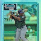 2006 Bowman Chrome Baseball Cards