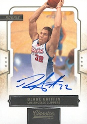 Blake Griffin Cards, Rookie Cards and Autographed Memorabilia Guide 23