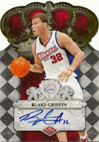 Blake Griffin Cards, Rookie Cards and Autographed Memorabilia Guide