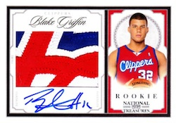 Blake Griffin Cards, Rookie Cards and Autographed Memorabilia Guide 1