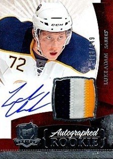 Top 2011-12 Hockey Rookies to Collect 5