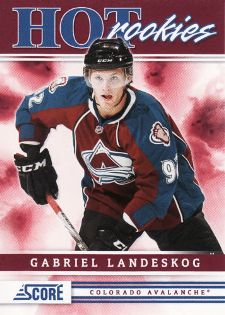 Top 2011-12 Hockey Rookies to Collect 6