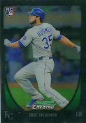 Eric Hosmer Rookie Cards Checklist and Guide 1