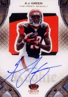 A.J. Green Cards, Rookie Cards and Memorabilia Guide