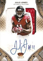 Julio Jones Cards and Autograph Memorabilia Guide