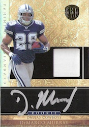 DeMarco Murray Cards and Memorabilia Guide 4