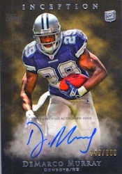 DeMarco Murray Cards and Memorabilia Guide 28