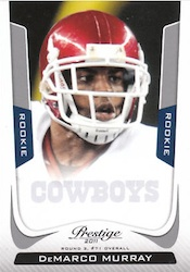 DeMarco Murray Cards and Memorabilia Guide 26