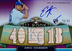 Eric Hosmer Rookie Cards Checklist and Guide 6