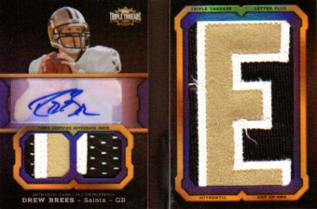 2011 Topps Triple Threads Football Book Cards and Latin Lessons 2