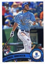 Eric Hosmer Rookie Cards Checklist and Guide 7