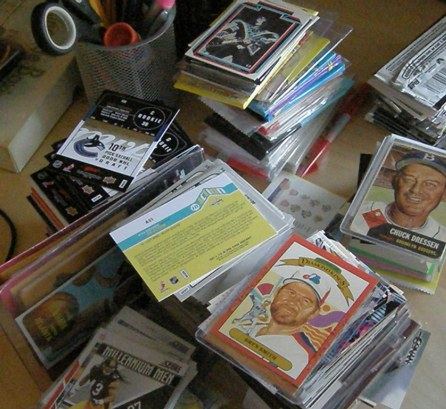 How To Organize Your Sports Card Collection