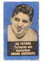Joe Paterno Memorabilia, Card and Autograph Guide