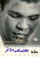 Muhammad Ali Boxing Cards and Autographed Memorabilia Guide