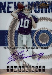 Eli Manning Rookie Cards Checklist and Guide 7