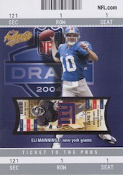 Eli Manning Card and Memorabilia Guide 16