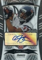Arian Foster Cards and Autograph Memorabilia Guide