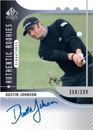 2012 SP Authentic Golf Cards 2
