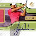 2012 SP Authentic Golf Cards