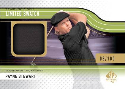 2012 SP Authentic Golf Cards 4