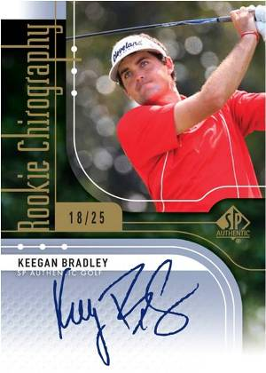 2012 SP Authentic Golf Cards 7