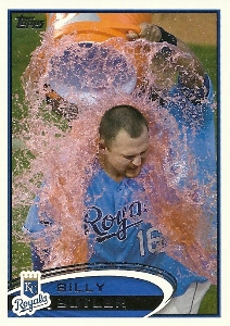 2012 Topps Series 1 Baseball Short Prints Checklist and Gallery 6