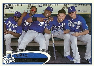 2012 Topps Series 1 Baseball Short Prints Checklist and Gallery 2