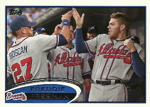 2012 Topps Series 1 Baseball Short Prints Checklist and Gallery 12