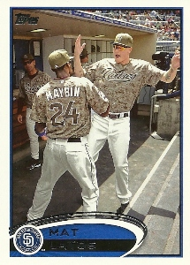 2012 Topps Series 1 Baseball Short Prints Checklist and Gallery 13