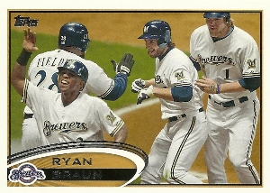 2012 Topps Series 1 Baseball Short Prints Checklist and Gallery 1