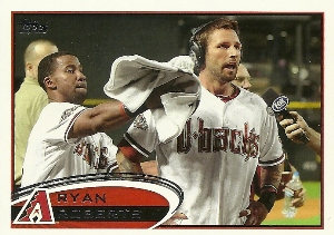 2012 Topps Series 1 Baseball Short Prints Checklist and Gallery 8