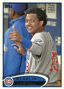 2012 Topps Series 1 Baseball Short Prints Checklist and Gallery 14