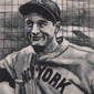 Unique Lou Gehrig Sketch Card Raises Funds for ALS