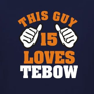 The 10 Weirdest Tim Tebow Shirts on eBay 8