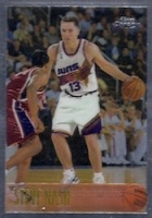 Steve Nash Rookie Cards and Autographed Memorabilia Guide