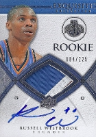 Russell Westbrook Cards, Rookie Cards and Autographed Memorabilia Guide
