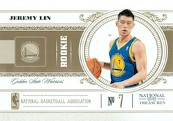 Jeremy Lin Cards, Rookie Cards and Autographed Memorabilia Guide 2