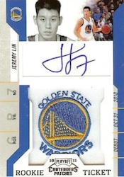 Jeremy Lin Cards, Rookie Cards and Autographed Memorabilia Guide 1