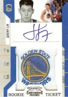 Jeremy Lin Cards, Rookie Cards and Autographed Memorabilia Guide