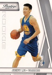 Jeremy Lin Cards, Rookie Cards and Autographed Memorabilia Guide 26