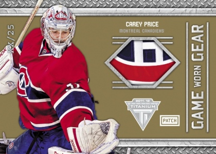 2011-12 Panini Titanium Hockey Cards 6