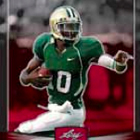 2012 Leaf Metal Draft Football Cards