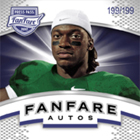 2012 Press Pass FanFare Football Cards