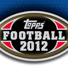2012 Topps Football Cards