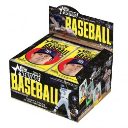 How to Get the Most Out of Your 2012 Topps Heritage Baseball Presales 1
