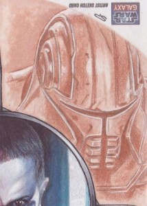Top 10 2012 Topps Star Wars Galaxy 7 Sketch Card Sales 3
