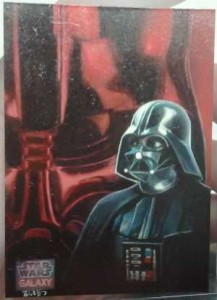 Top 10 2012 Topps Star Wars Galaxy 7 Sketch Card Sales 6