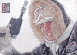 Top 10 2012 Topps Star Wars Galaxy 7 Sketch Card Sales 8